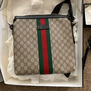 Gucci Crossbody Bag & Wallet